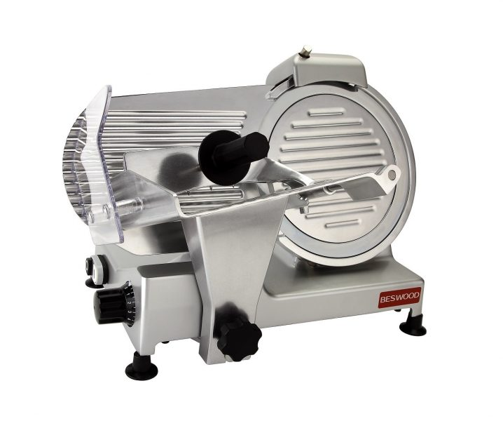 BESWOOD 10 inch meat slicer